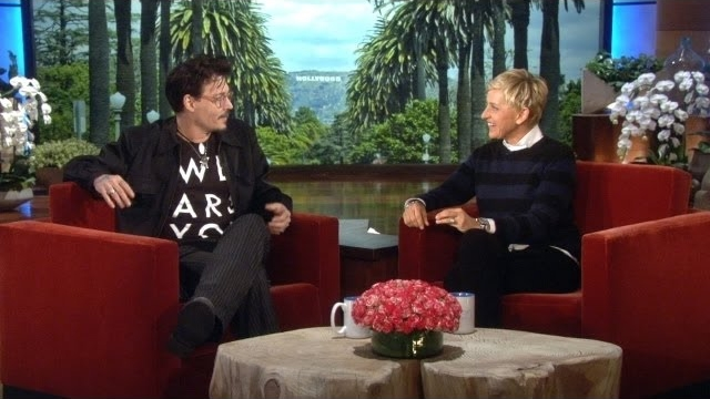 Watch The Ellen DeGeneres Show  Season  - Johnny Depp on His Tattoos Online