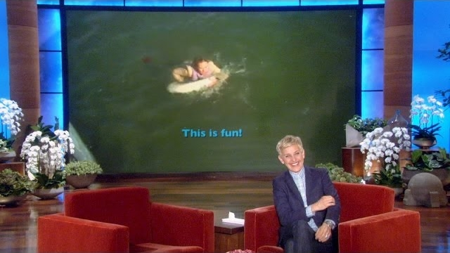 Watch The Ellen DeGeneres Show  Season  - Dutch Reporter Gets Subtitled Online