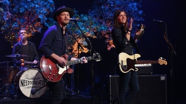 Watch The Ellen DeGeneres Show  Season  - NEEDTOBREATHE Performs 'The Heart' Online