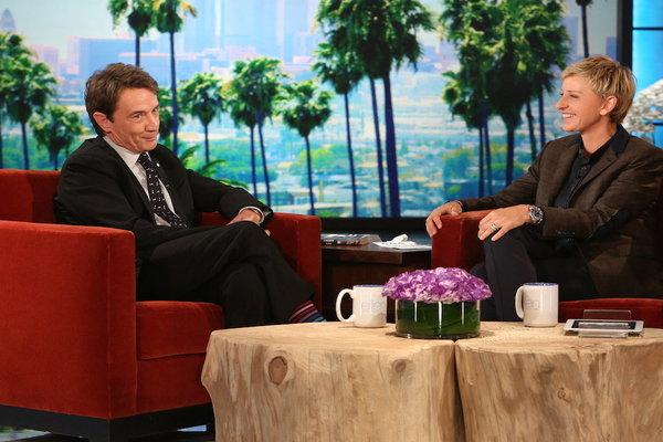 Watch The Ellen DeGeneres Show  Season  - Martin Short Tells a Story About His Wife Online