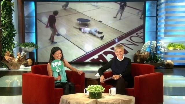Watch The Ellen DeGeneres Show  Season  - 'Epic or Fail?' with a Big Fan Online