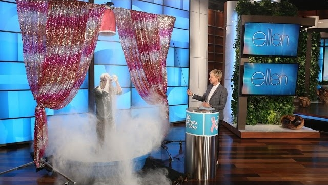 Watch The Ellen DeGeneres Show  Season  - Alison Sweeney Gets Messy for BCAM Online