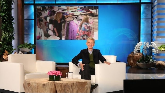 ... Ellen DeGeneres Show Season - Ellen's Hidden Cameras at Nordstrom