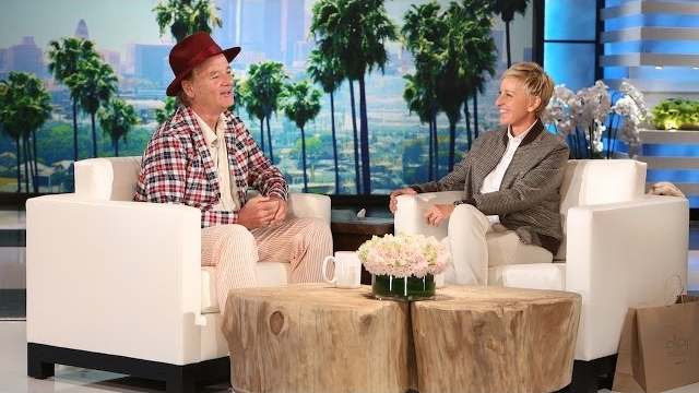 Watch The Ellen DeGeneres Show  Season  - Bill Murray's Christmas Special Online