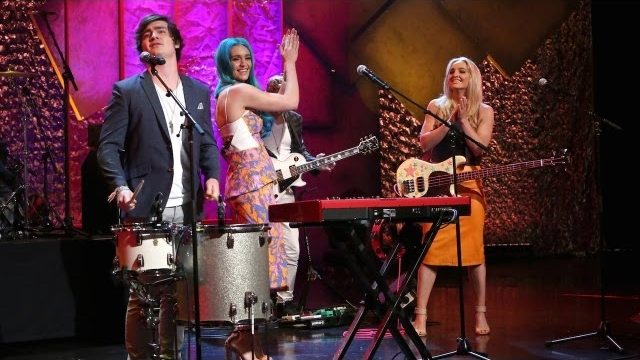 Watch The Ellen DeGeneres Show  Season  - Sheppard Performs 'Geronimo' Online
