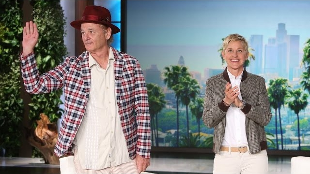 Watch The Ellen DeGeneres Show  Season  - Bill Murray on His 'St. Vincent' Director Online