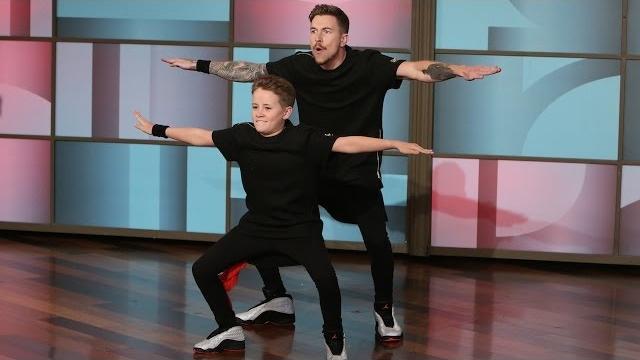 Watch The Ellen DeGeneres Show  Season  - Duplic8 Gets Down Online