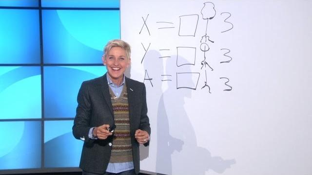Watch The Ellen DeGeneres Show  Season  - Ellen the Homework Helperer Online