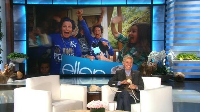 Watch The Ellen DeGeneres Show  Season  - World Series Superfans Get Tickets from Ellen! Online