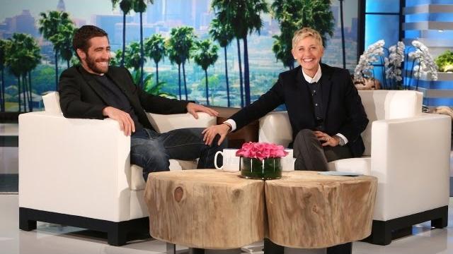 Watch The Ellen DeGeneres Show  Season  - Jake Gyllenhaal on His Nieces Online