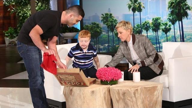 Watch The Ellen DeGeneres Show  Season  - Noah Doesn't Like L.A. Pizza Online
