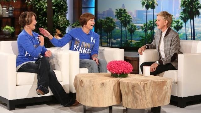 Watch The Ellen DeGeneres Show  Season  - Carla and Marla Go to the World Series! Online