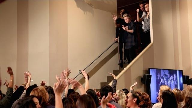 Watch The Ellen DeGeneres Show  Season  - Exclusive! One Direction Visits the Riff Raff Online