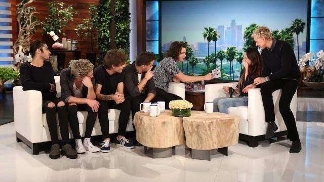 Watch The Ellen DeGeneres Show  Season  - One Direction Meets a Superfan Online