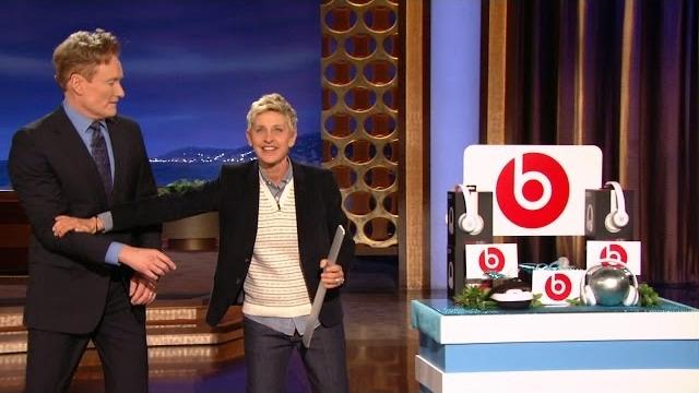 Watch The Ellen DeGeneres Show  Season  - Ellen Visits Conan O'Brien Online