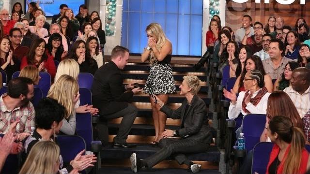 Watch The Ellen DeGeneres Show  Season  - A Special Proposal Online