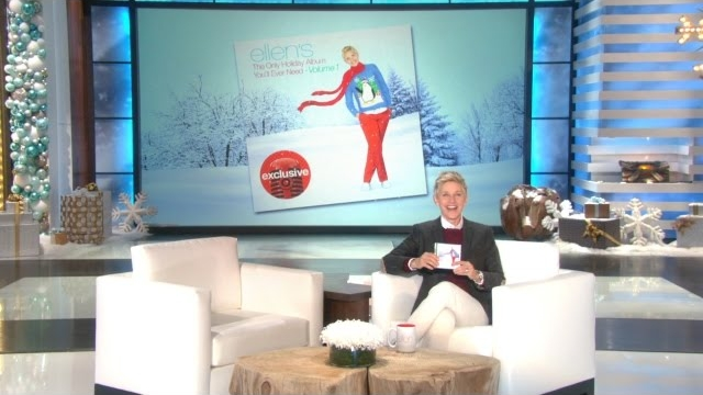 Watch The Ellen DeGeneres Show  Season  - Everyone Loves Ellen's Holiday CD Online