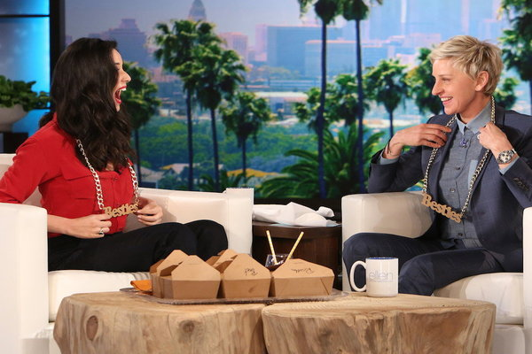 Watch The Ellen DeGeneres Show  Season  - Ellen's BFF, Olivia Munn Online
