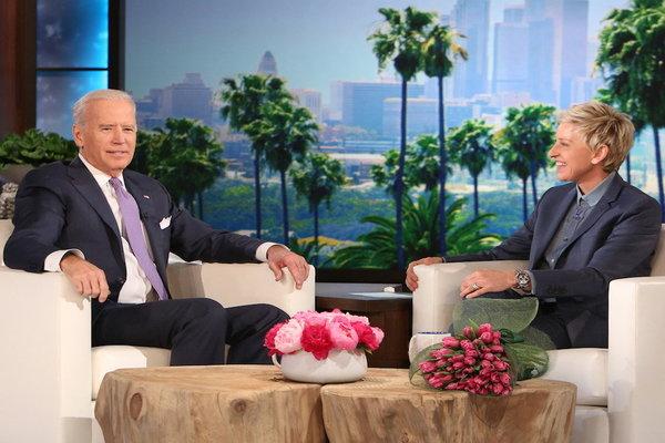 Watch The Ellen DeGeneres Show  Season  - Surprise! It's Vice President Joe Biden! Online