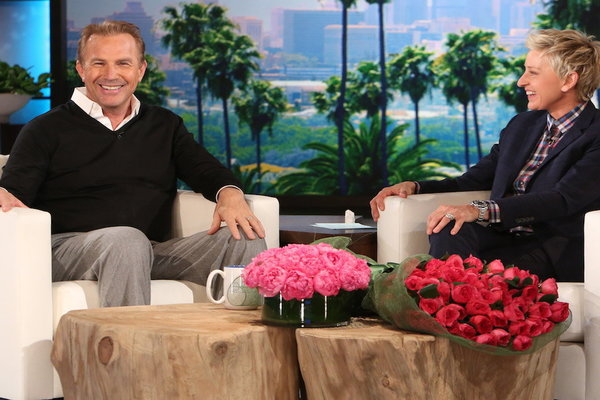 Watch The Ellen DeGeneres Show  Season  - Kevin Costner On Sleeping in His Car Online
