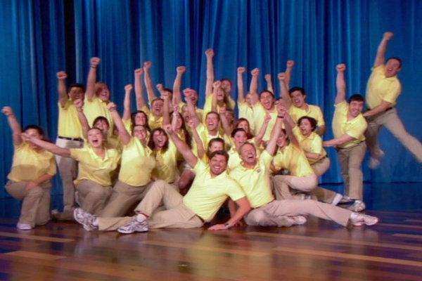 Watch The Ellen DeGeneres Show  Season  - Ellen's Staff On Screen Online
