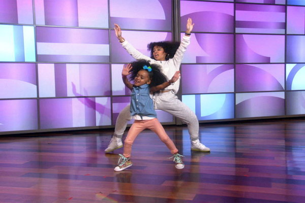 Watch The Ellen DeGeneres Show  Season  - Tianne and Heaven Perform toBeyonc Online
