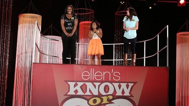 Watch The Ellen DeGeneres Show  Season  - Know or Go: The Challenge Is On Online