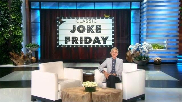 Watch The Ellen DeGeneres Show  Season  - Happy Classic Joke Friday! A Double-Header Online
