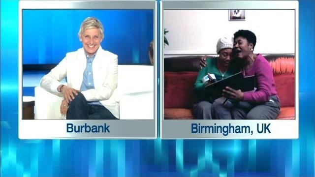 Watch The Ellen DeGeneres Show  Season  - Ellen Surprises Her Biggest UK Fans Online