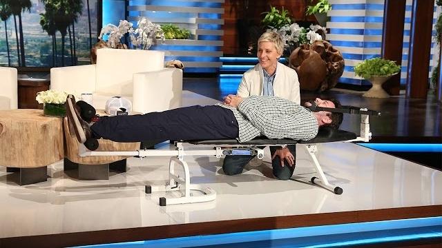 Watch The Ellen DeGeneres Show  Season  - The Body Tractor Online