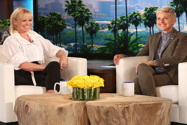 Watch The Ellen DeGeneres Show  Season  - Pamela Anderson On Being Knighted Online