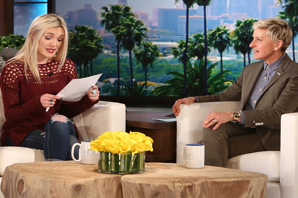 Watch The Ellen DeGeneres Show  Season  - The Pohlman Family's Amazing Story Online