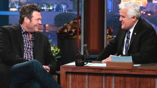 Watch The Tonight Show with Jay Leno Season  - Blake Shelton, Part 2 Online
