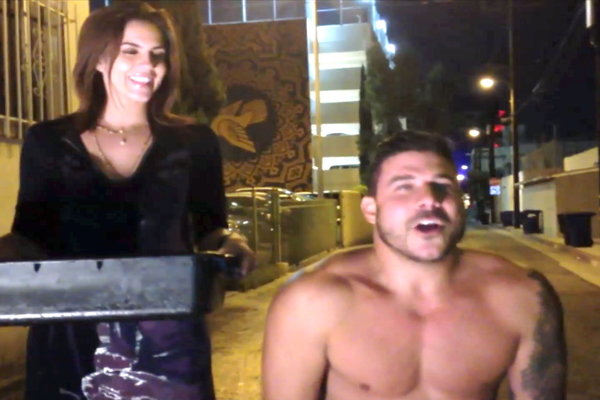 Watch Watch What Happens: Live Season  - Jax Does the Ice Bucket Challenge Shirtless Online