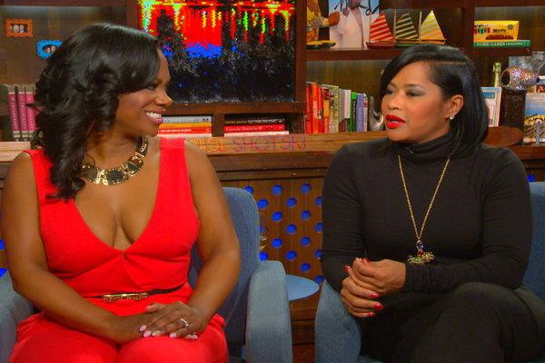 Watch Watch What Happens: Live Season  - Kandi & Lisa On Phaedra Online