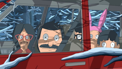 Bob S Burgers Christmas In The Car Full Episode