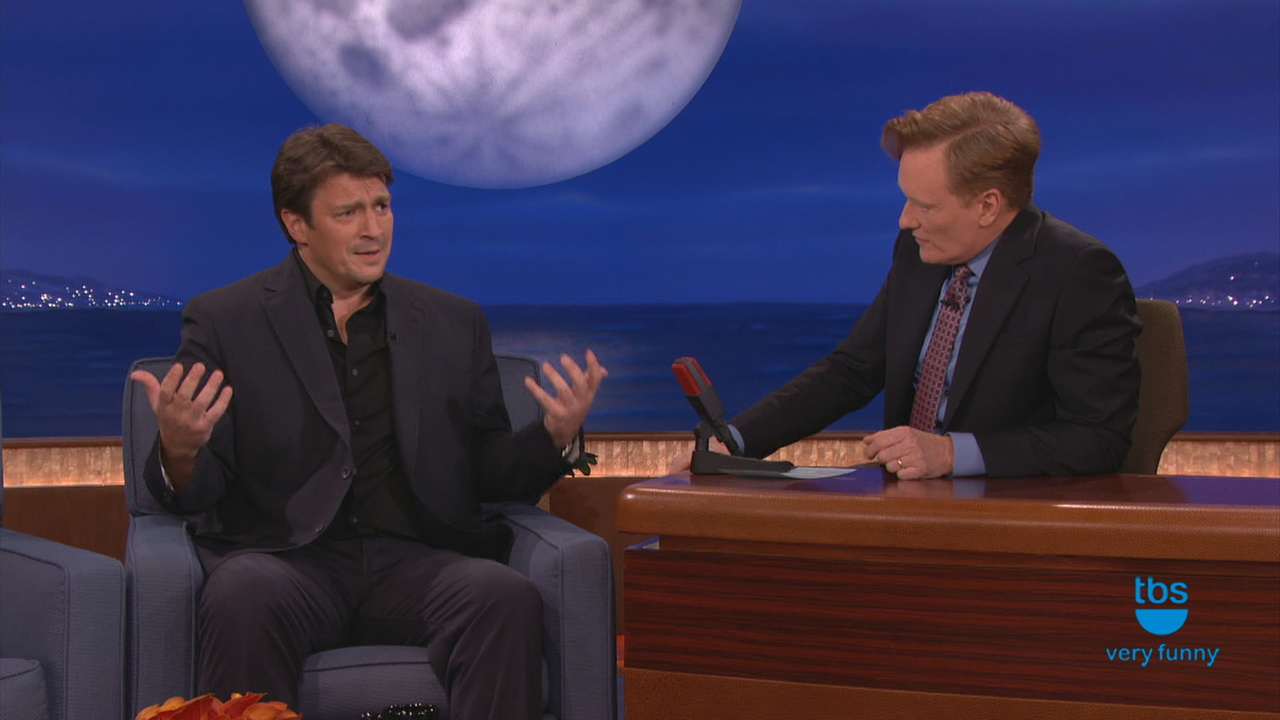 Watch Conan Season 3 Episode 235 - Nathan Fillion, Tatiana Maslany, Dan Soder Online