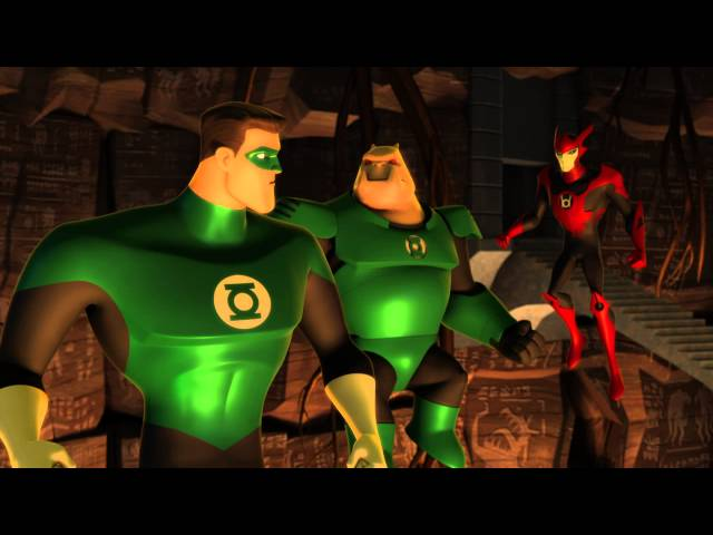 Watch Green Lantern First Flight online full episodes free ...