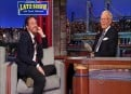 Watch Late Show with David Letterman Season 20 Episode 692 - Wed, Aug 27, 2014 Online
