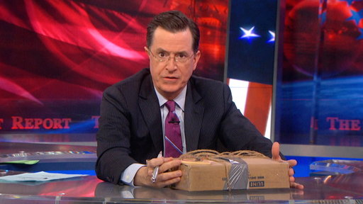 Watch The Colbert Report Season 9 Episode 207 - Sheryl Sandberg Online
