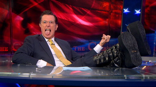 Watch The Colbert Report Season 9 Episode 247 - Bill de Blasio Online