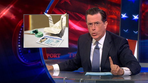 Watch The Colbert Report Season 9 Episode 248 - Steven Wise Online