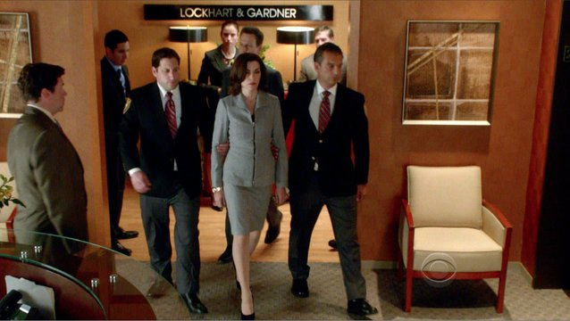 critweets - [Critweets] The Good Wife 5.05 Hitting the Fan the good