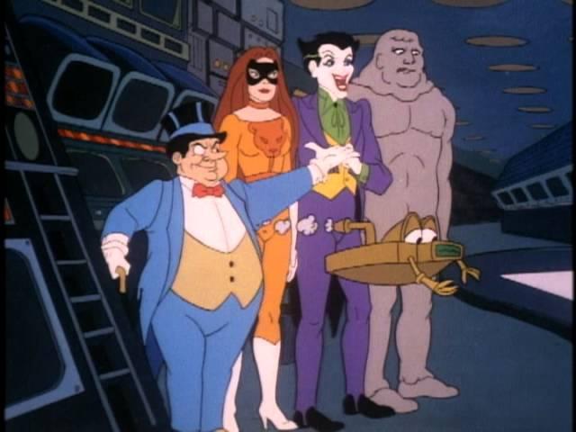 the new batman adventures episode guide