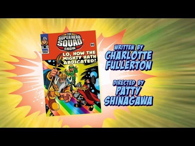 Watch The Super Hero Squad Show Season 01 online free