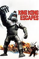 Kingukongu no gyakushu (King Kong Escapes)(The Revenge of King Kong)