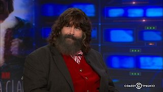 Watch The Daily Show with Jon Stewart Season 18 Episode 354 - Mick Foley Online