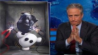 Watch The Daily Show with Jon Stewart Season 18 Episode 352 - Kathryn Bigelow, Jua... Online
