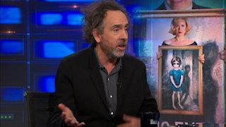 Watch The Daily Show with Jon Stewart Season 18 Episode 355 - Tim Burton Online