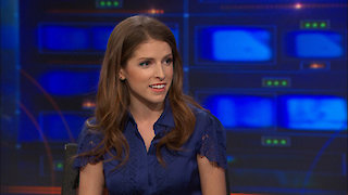 Watch The Daily Show with Jon Stewart Season 18 Episode 357 - Anna Kendrick Online
